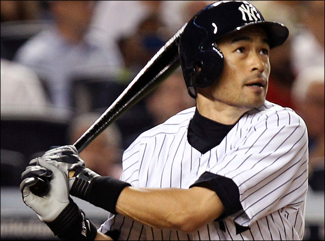 Ichiro To Sign With Marlins - Legends On Deck